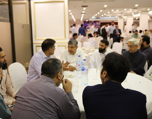 Iftaar-Dinner 2019