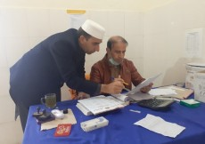 201-Study on Healthcare Facilities at Two Border Crossing Points - Torkham and c.jpg