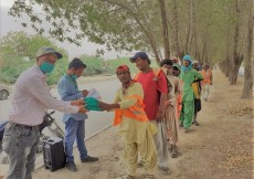 RASW for Containment of COVID-19 in Pakistan
